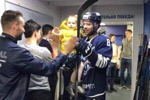 Martin Bakoš patrí medzi herných lídrov Vladivostoku.