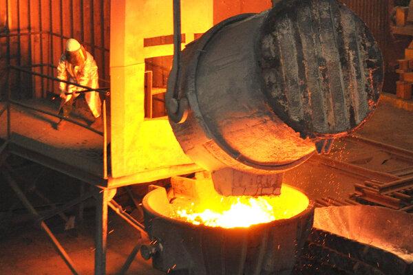 V OFZ vyrábajú ferozliatiny potrebné na výrobu ocele.