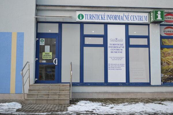 Turistické informačné centrum je v Dome kultúry na dobrej adrese.