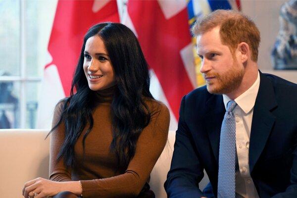 Harry a Meghan strávili vianočné sviatky v Kanade.