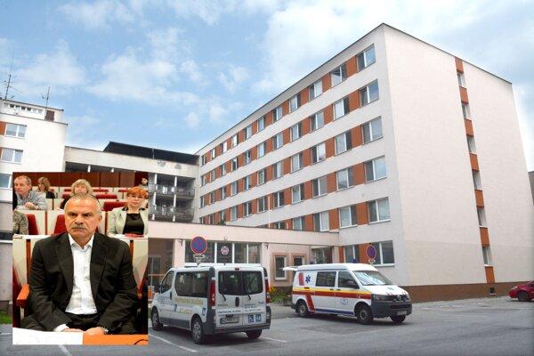 Valko šéfoval mestskému zariadeniu za primátora Richarda Rašiho a jeho námestníka Martina Petruška (obaja Smer).