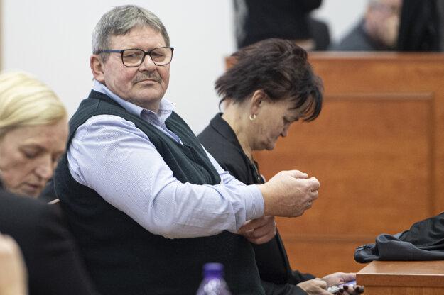 Rodičia zavraždeného novinára Jána Kuciaka - Jozef Kuciak  a Jana Kuciaková.