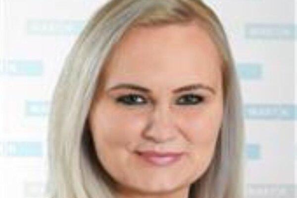 Eva Královancová, riaditeľka ZŠ s MŠ Hurbanova.
