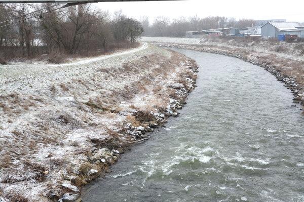Časť zelene pri Hornáde padne za obeť výstavbe protipovodňových opatrení.