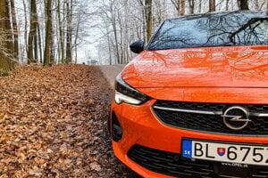 Opel Corsa GS-Line.