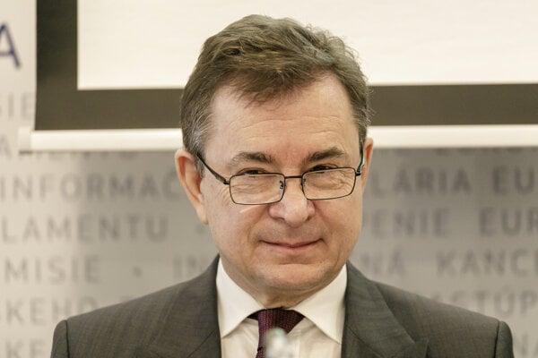 Na snímke veľvyslanec Chorvátska Aleksandar Heina.