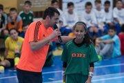 Miroslav Mackulín pracuje na rôznych športových projektoch, s mladými hráčmi i hráčkami má bohaté skúsenosti.