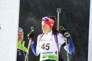 Mária Remeňová debutovala medzi dospelými pretekárkami.