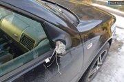Nehoda v Rudňanoch skončila ťažkým zranením dievčaťa.