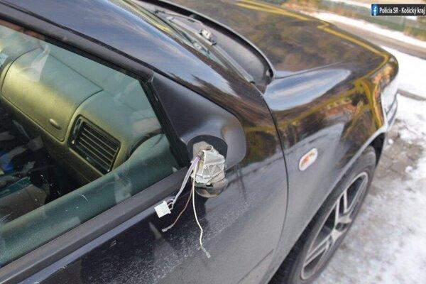 Nehoda v Rudňanoch sa skončila ťažkým zranením dievčaťa.