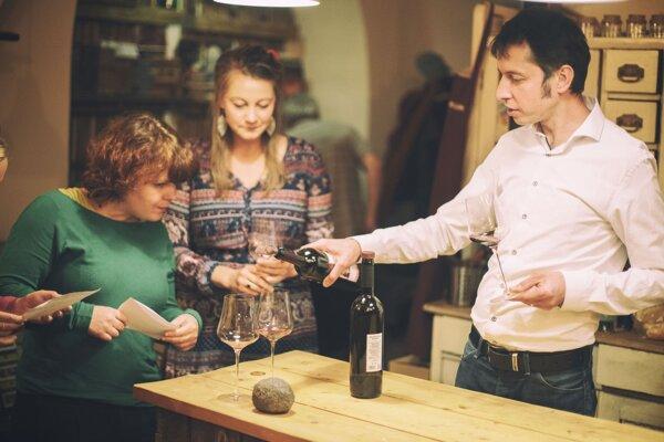 K vínu sa Miroslav Bahna dostal vďaka rodine.