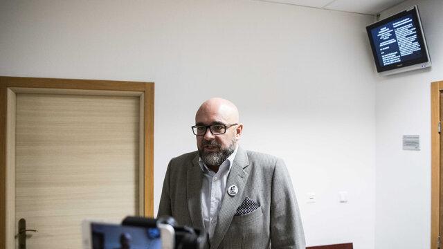 šéfredaktor Aktuality.sk Peter Bárdy.