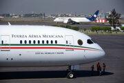 Luxusný prezidentský špeciál chce mexický prezident predať.