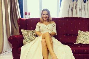 Veronika Grman, majiteľka Svadobného ateliéru Verona.