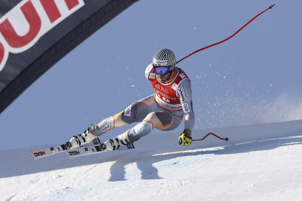 Kjetil Jansrud vyhral super-G v Kitzbüheli 2020.