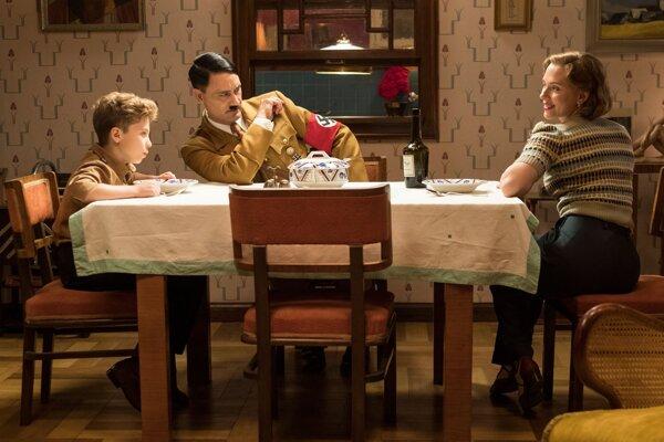 Za film Králiček Jojo je Scarlett Johansson nominovaná na Oscara.