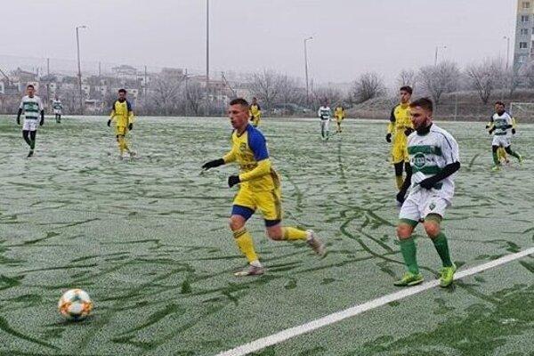 Futbalisti FC Košice zdolali v príprave Šarišské Michaľany hladko 5:0.