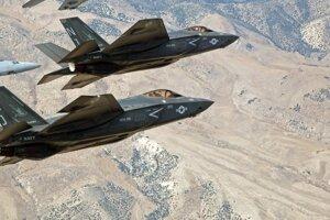 Stíhačky F-35