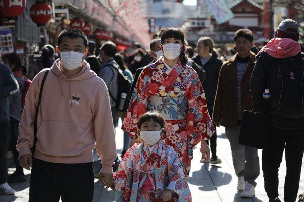 Celkový počet nakazených osôb sa tak v Japonsku zvýšil na 11.