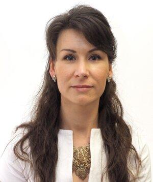 Mgr. Alexandra Hojová, advokátska koncipientka.