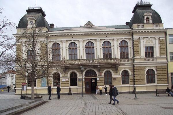 Ponitrianske múzeum sídli tridsať rokov na pešej zóne, v historickej radnici.