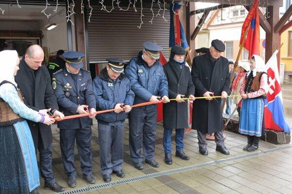 V Štrbe pôsobí 81 dobrovoľných hasičov.