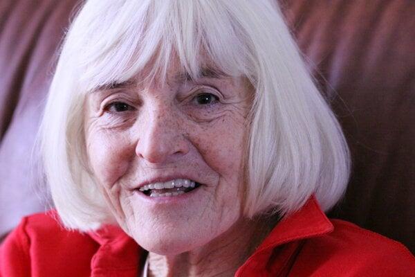 Mária Hausnerová.