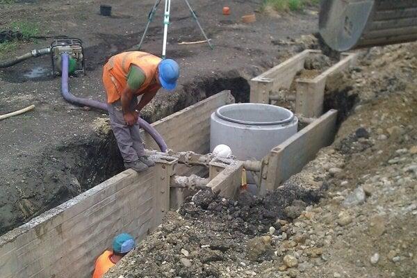Martinský Turvod realizoval viacero stavieb, ktoré viedli k zlepšeniu dodávky kvalitnej vody pre ľudí. V roku 2017 napríklad dokončil aj za európske peniaze (takmer 4,4 milióna eur) odkanalizovanie obcí Turčiansky Peter a Košťany nad Turcom.