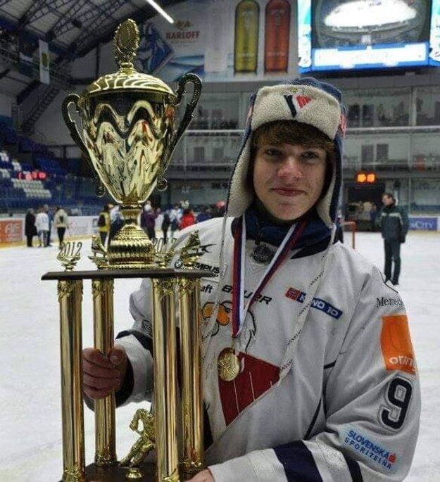 Patrik Bečka na pôsobenie v Slovane rád spomína.