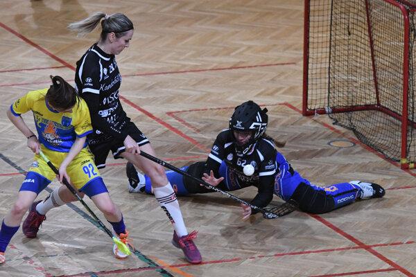 Zápas Sabinova so Spišskou Novou Vsou mal parametre play-off.