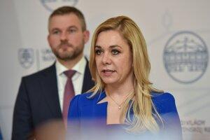 Saková vysvetľovala vyjadrenia o voľbách zo zahraničia.