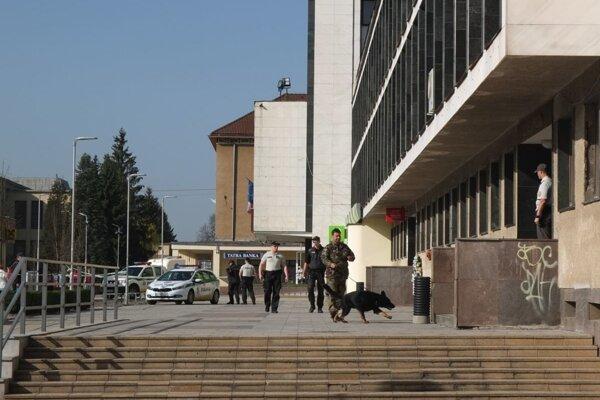 Okresný súd dnes sídli v centre Žiaru nad Hronom. Má sa však presťahovať. Ilustračné.