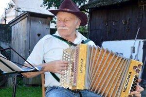 Slavomír Zámečník bol výborný hudobník.