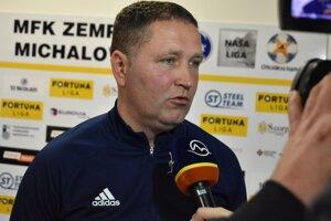 Kormidelník Jozef Majoroš urobí s mužstvom maximum pre to, aby Michalovce nechýbali v hornej šestke.