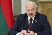 Bieloruský prezident Alexander Lukašenko.