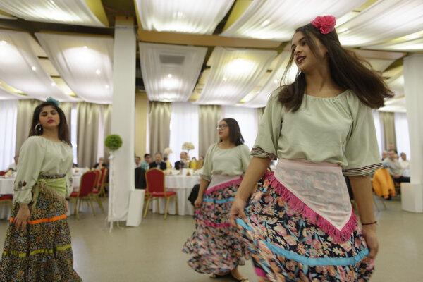 Ples chudobných v Košiciach.