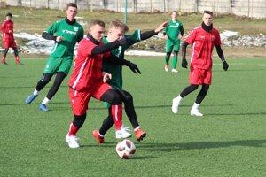 Proti sebe sa postavili aj Bobrov (v červenom) a Oravská Jasenica (v zelenom)