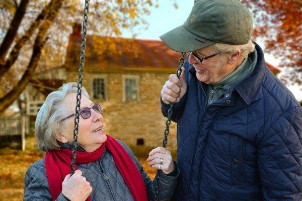 """""""Dobrá správa, Helga,"""" vraví Hans svojej manželke."""