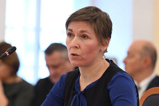 Advokátka Eva Kováčechová