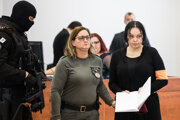 Alena Zs. už je vo väzbe kvôli vražde Jána Kuciaka.