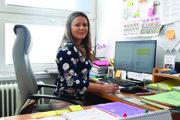 Riaditeľka základnej školy Dolinský potok Anita Tomaníčková