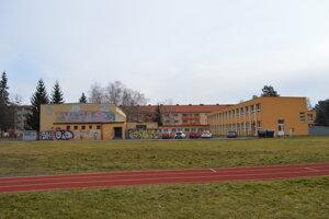 Nová tréningová hala by mohla stáť pri ZŠ Československej armády.