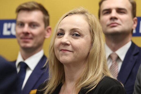 Viera Leščáková.