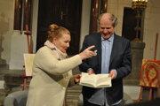 Milan Hodál pokrstil najnovšiu básnickú zbierku s názvom Užívam si.