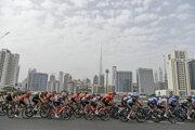 4. etapa na UAE Tour 2020.