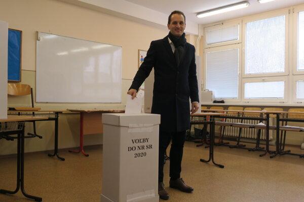 Primátor Jančovič si už splnil svoju občiansku povinnosť.
