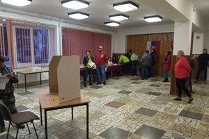 Voľby v Pribyline