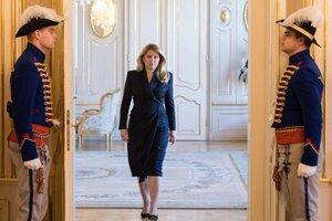 Prezidentke Zuzane Čaputovej sa kráti čas na rozhodnutie o trinástych dôchodkoch.