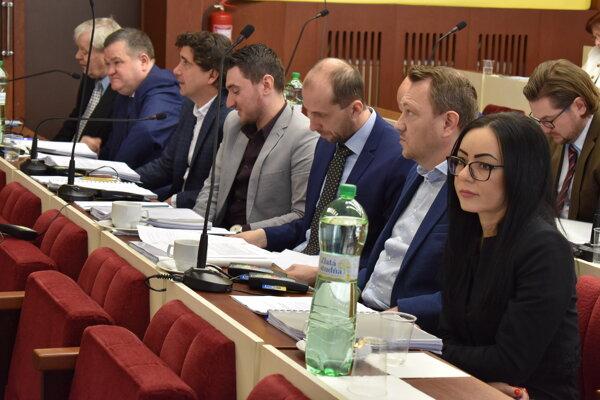 Michalovskí poslanci na rokovaní mestského zastupiteľstva hovorili aj o potrebe hlavného architekta mesta.