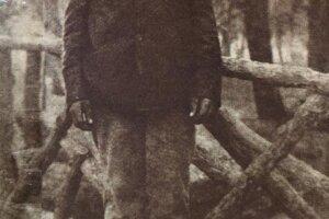 Matias Belavi po príchode do Argentíny.